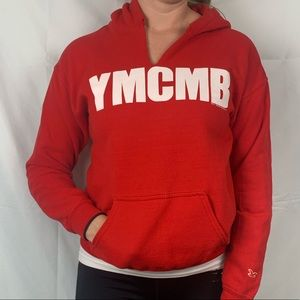 Young money hoodie YMCMB SIZE xsmall